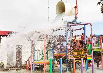 Balong Park Tempat Bermain Anak